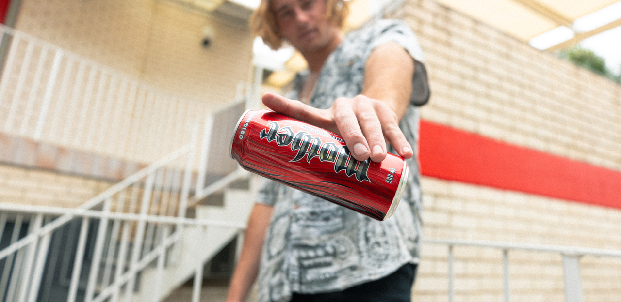 About Mother Energy Drink